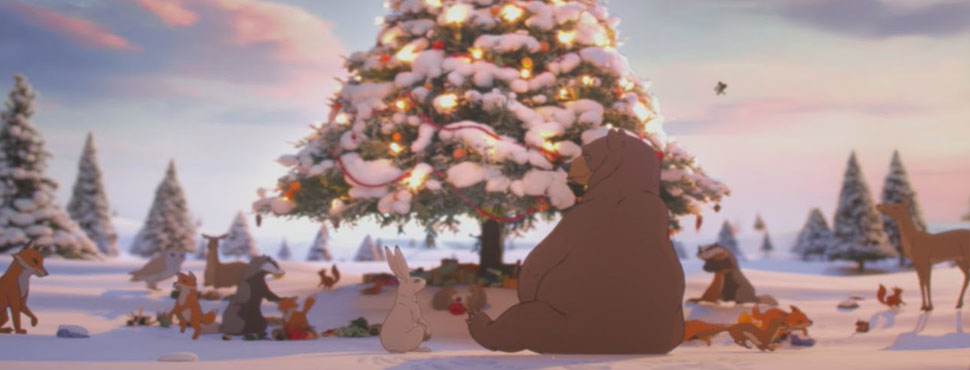Could Christmas TV ads work just as well online?