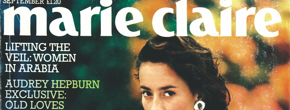 Marie Claire 30 years on: A brand with a purpose
