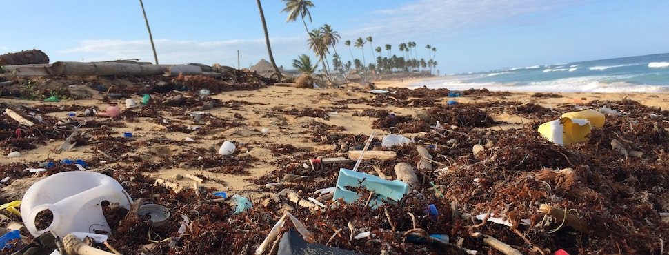 It's not plastic that's destroying the planet, it's how we use it