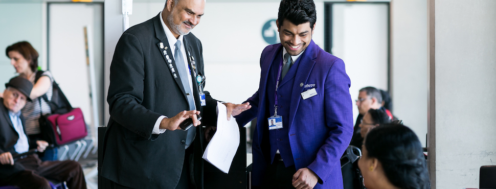 Collaboration is key for successful PRM services at airports