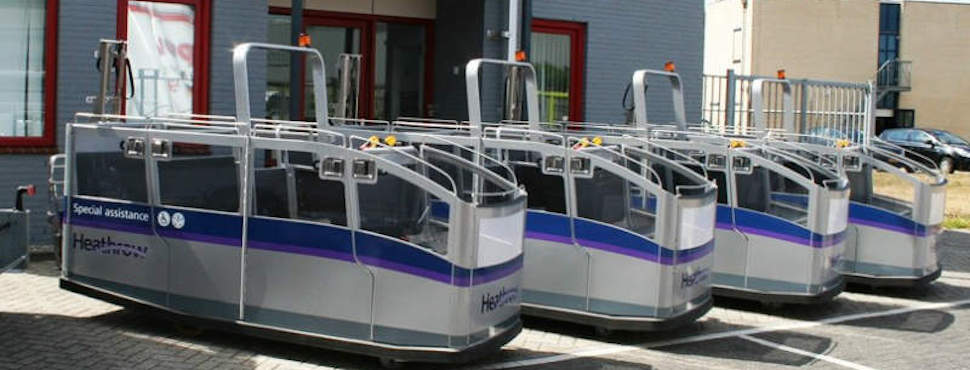 UK first for Heathrow and OmniServ with new Multimobby people movers