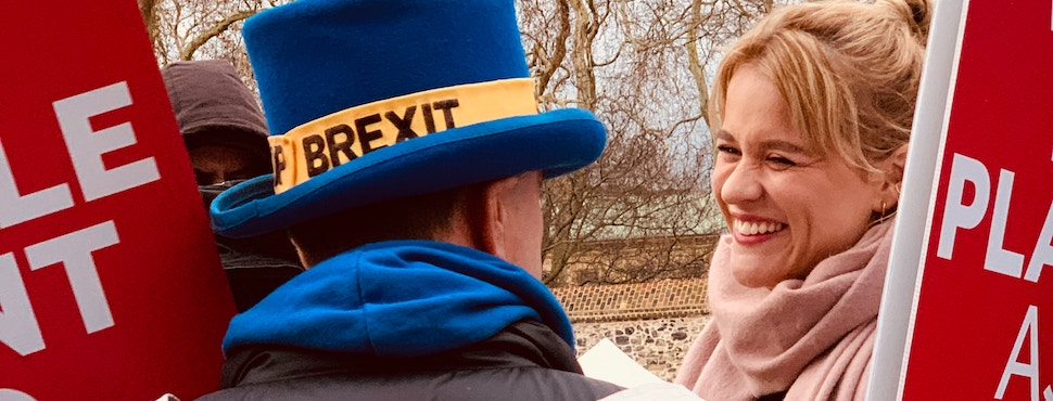 Reasons to be cheerful by numbers… despite boring old Brexit