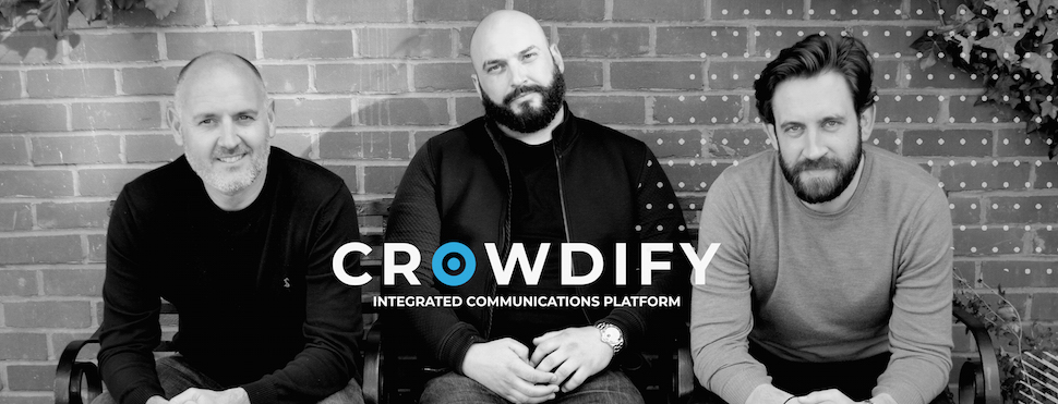 Entrepreneurs join forces to launch next-gen marketing agency for fast-growth companies