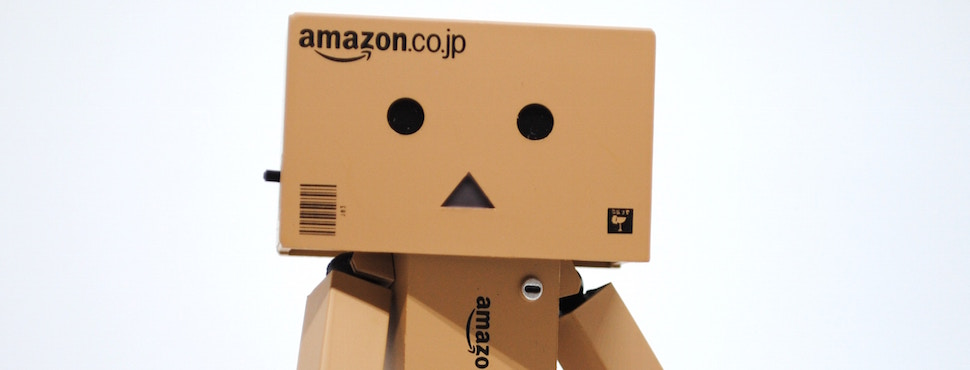 What Amazon needs to succeed in the real world is real people