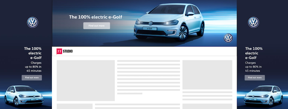 TI Media Volkswagen campaign drives purchase consideration of e-Golf by 22%