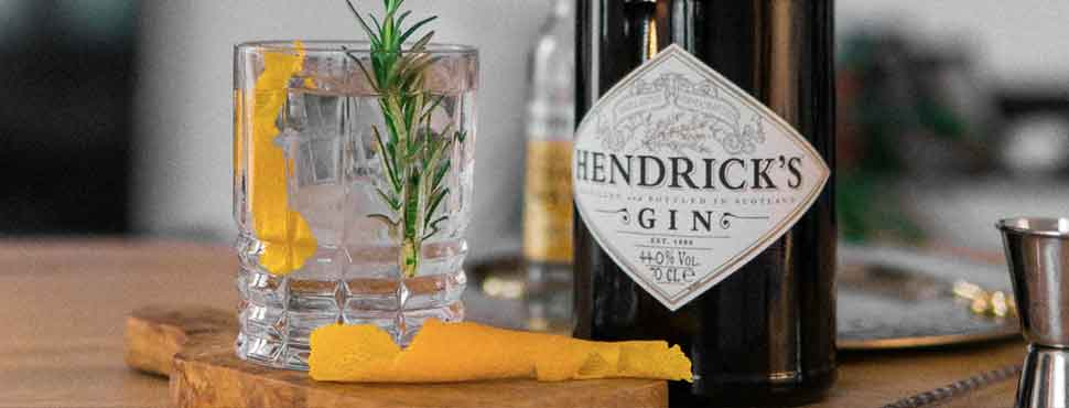 Hendrick's and Blackjack bring festive cheer to Heathrow Terminal 3